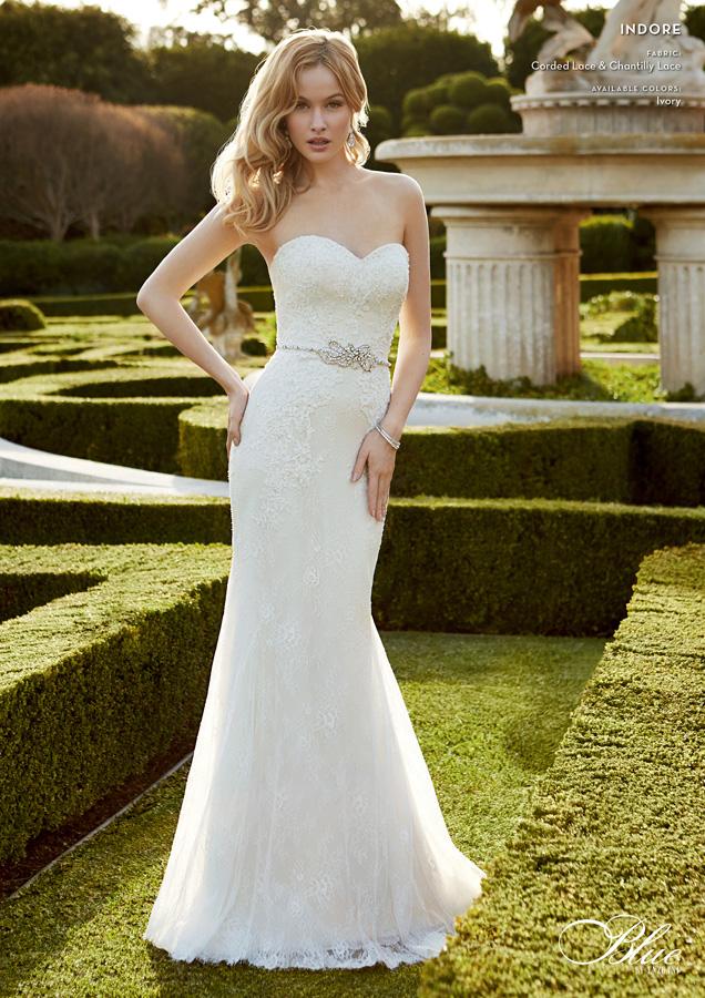 suknia ślubna Enzoani - Indore