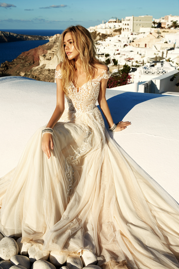 Suknia ślubna Cameron
