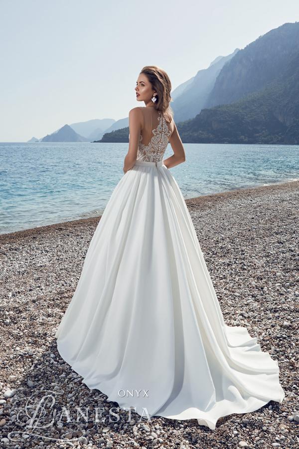 5545a5968b Producent sukien ślubnych marki Lanesta zainteresuje każdą modną kobietę