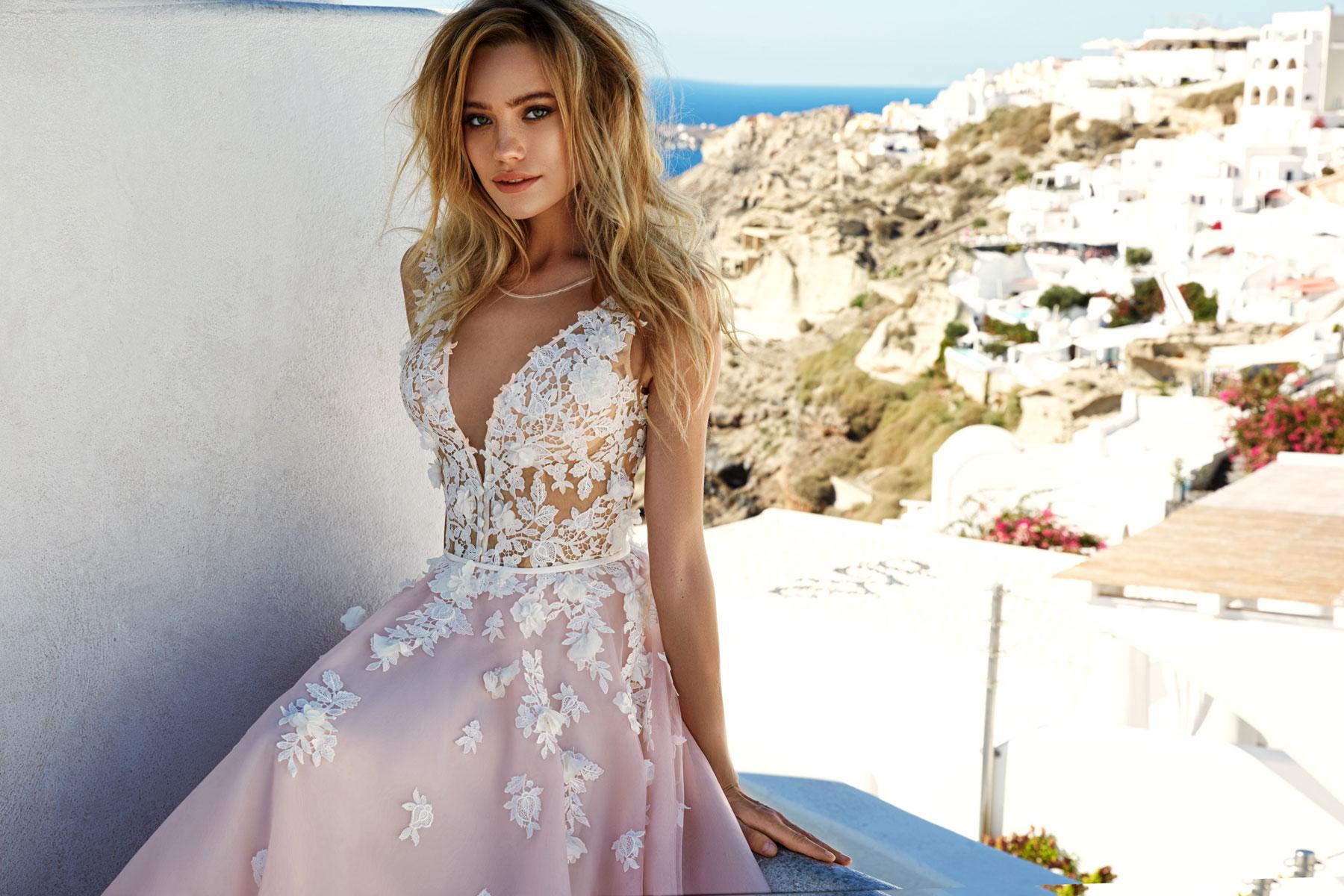 suknia ślubna Eva Lendel Britany