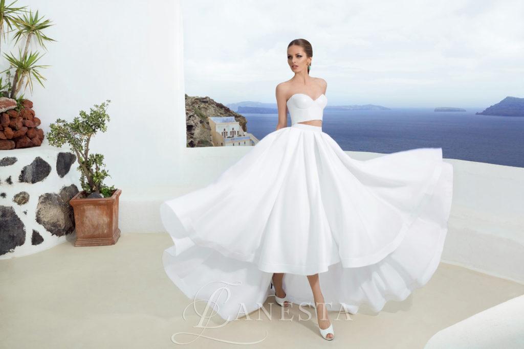 suknia ślubna Riviera - Lanesta