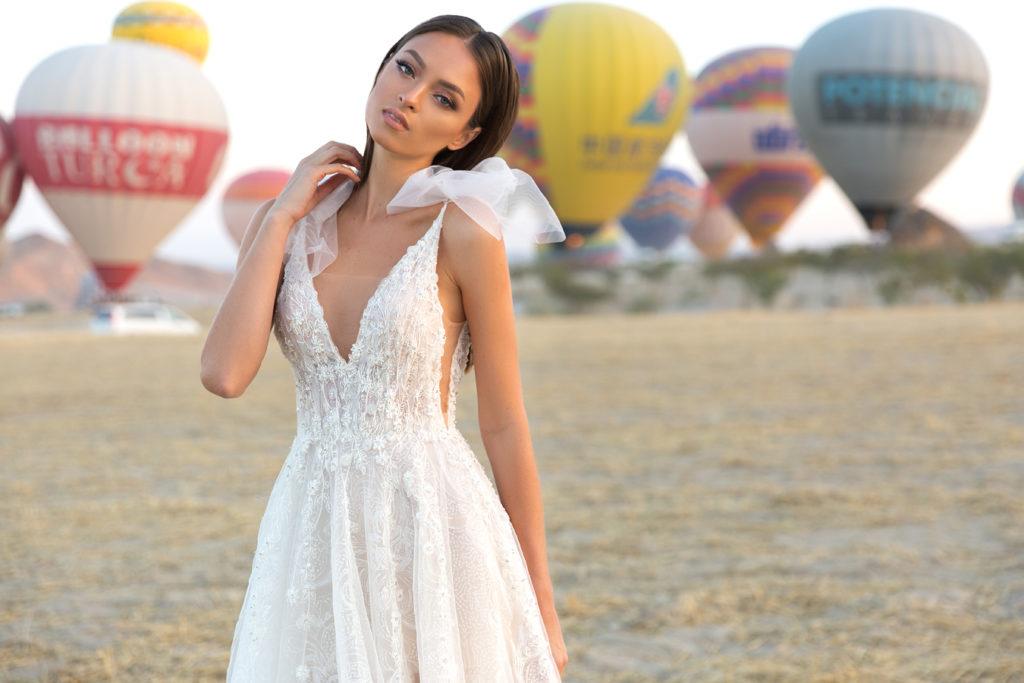 Suknia ślubna Angel od Eva Lendel 2019
