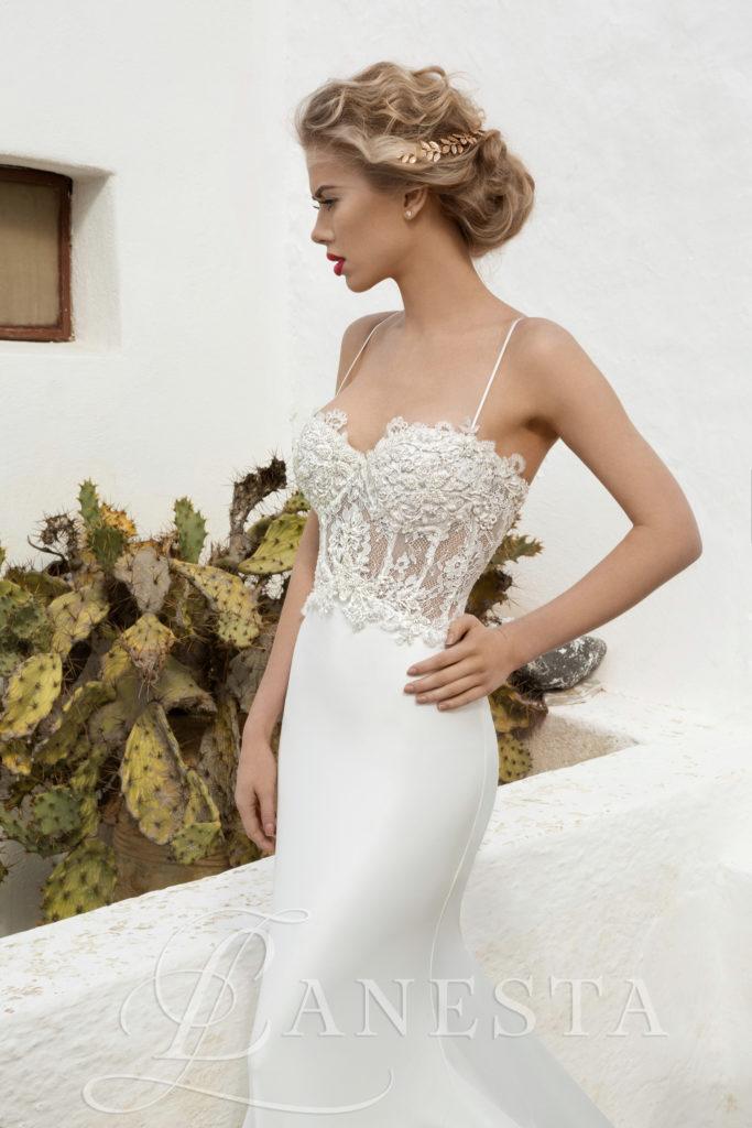 suknia ślubna Blash - Lanesta