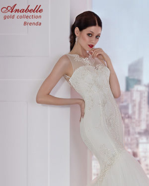 suknie ślubne Brenda Anabelle