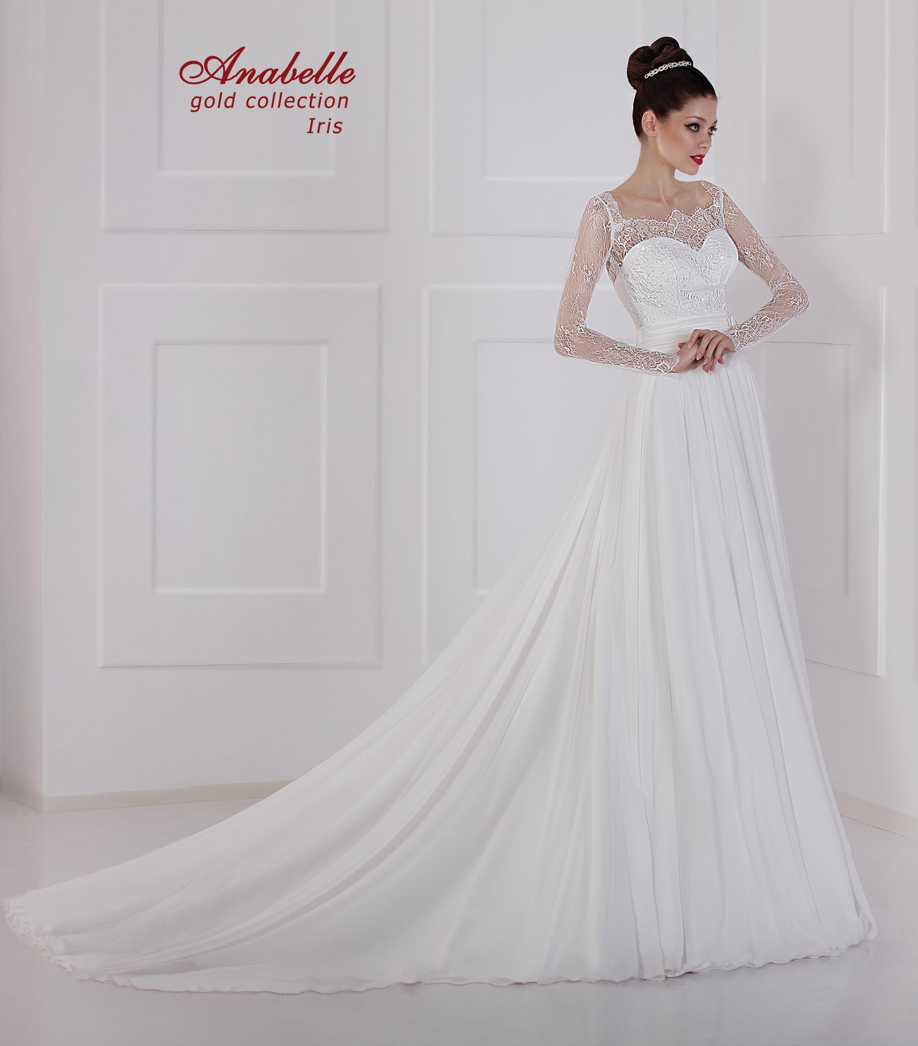 suknia ślubna Iris