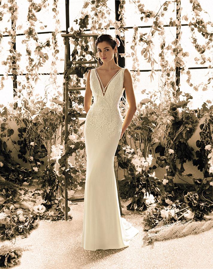Suknia ślubna Demetrios ME158