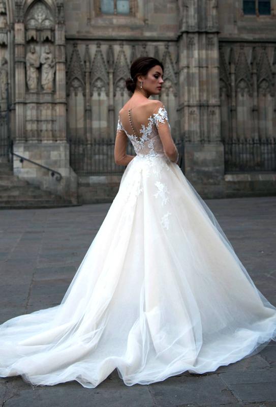suknia ślubna Nelson