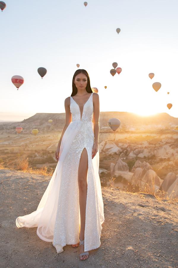 suknia ślubna Eva Lendel Kristina
