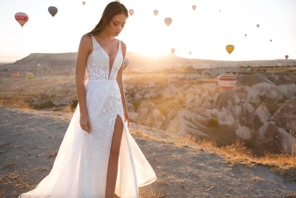 suknia ślubna Kristina od Eva Lendel