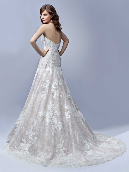 suknie ślubne Enzoani suknie zagraniczne