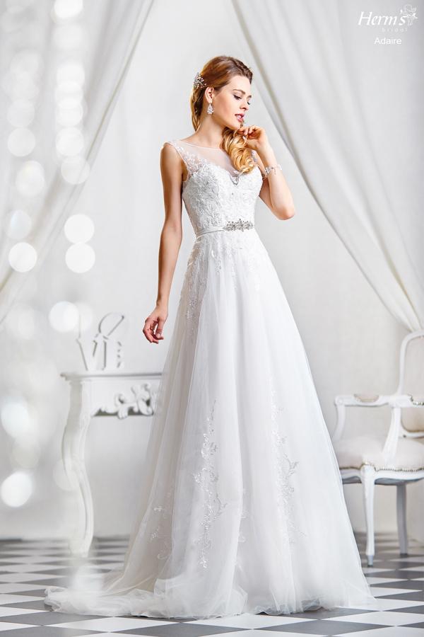 0e5642f10e Suknia ślubna suknia ślubna Adaire 1 z kolekcji Herms ...